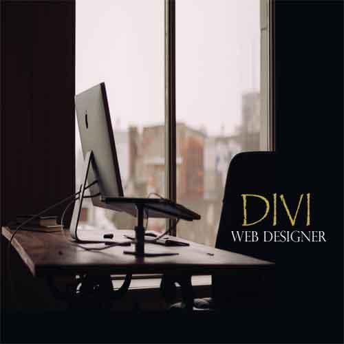 web design divi theme